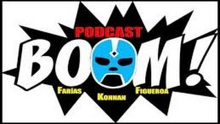 Podcast BOOM Episode 6