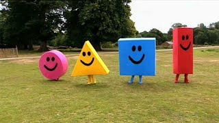 Mister Maker Comes to Town: The Shapes Dance
