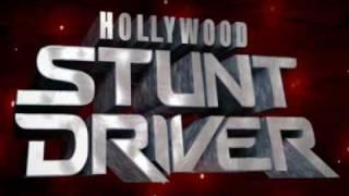 Australia Movie World Hollywood stunt driver footage