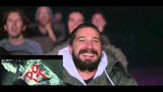Shia Labeouf Reacts to: Dawn Of Do It