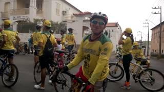 Passeio Ciclístico Semana da Pátria em São Luís-MA