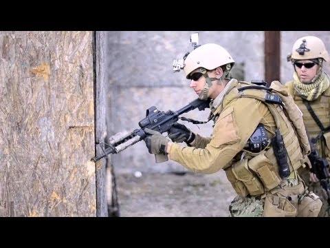 watch U.S. Army Close Quarters Combat Training