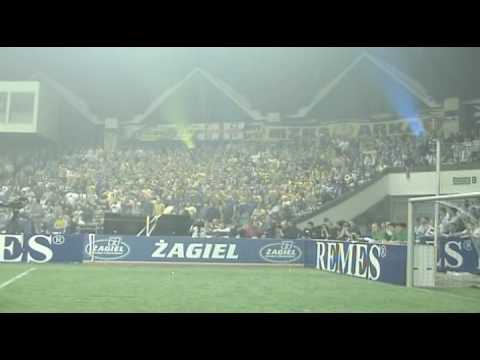 Remes Cup Ekstra 2009: kibice Arki I