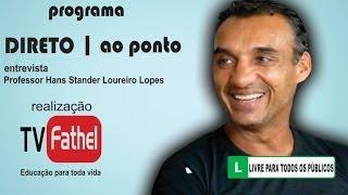 TV FATHEL - Professor Hans Stander Loureiro Lopes