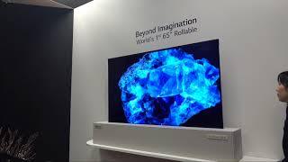LG Display Shows World