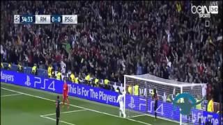 Real Madrid vs PSG 1-0 - Nacho Fernandez Goal vs Paris Saint Germain 2015 HD