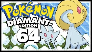 POKÉMON DIAMANT #  64 💎 Wie widerspenstig ist Selfe? [HD60] Let's Play Pokémon Diamant