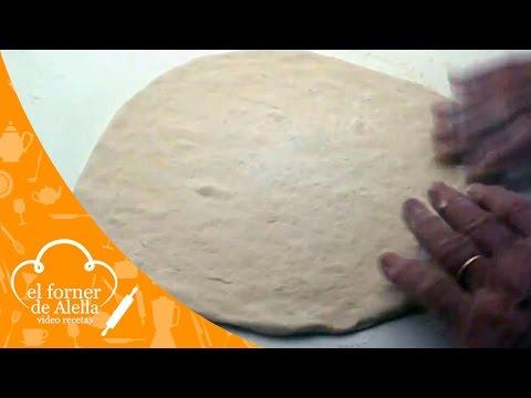 Masa para Pizzas nueva receta .wmv