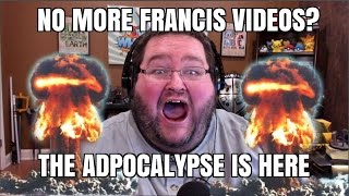 H3H3 LEAVING YOUTUBE? NO MORE FRANCIS VIDEOS? YOUTUBE ADPOCOLYPSE!