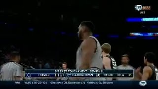 2015 BIG EAST Tournament Semifinals: Stainbrook vs. Smith