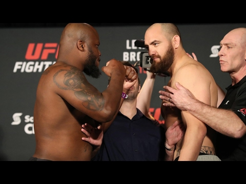 Xxx Mp4 Ronda Rousey Boyfriend Travis Browne BEAT DOWN And TROLLED By Derrick Lewis At UFC Fight Night 105 3gp Sex