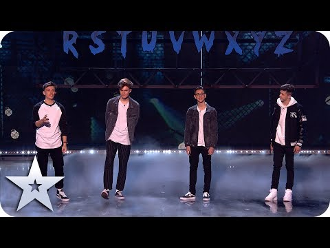 Stranger things are happening! 4MG make the right connection | The Final | BGT 2019 Video Clip
