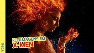 """X-MEN: FÊNIX NEGRA"""" PASSA POR REFILMAGENS"""