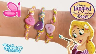 Tangled: The Series | Tutorial: Rapunzel