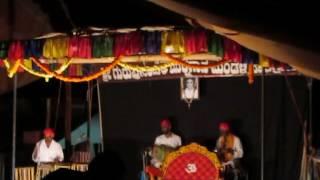 Yakshagana - Shwetha kumara - saligrama mela - Harish as karala netre - kota shivanna with 5 chande