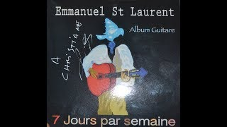 Emmanuel St-Laurent -Album Guitare
