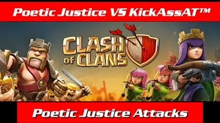Poetic Justice VS KickAssAT™    2nd War