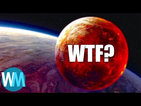 Top 10 Weirdest Planets We ve Discovered