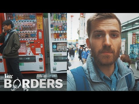 Why Japan has so many vending machines