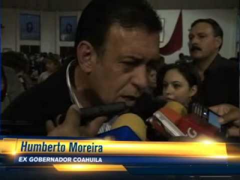 Exige Moreira pruebas de que El Lazca ordenó la muerte de su hijo. 06 Nov. 12. Telediario Saltillo
