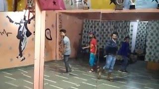 KHAAB || LYRICAL DANCE || PRACTICE SESSION ||RAAHGIRI