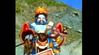 Power Rangers Zeo Red Battle Zord