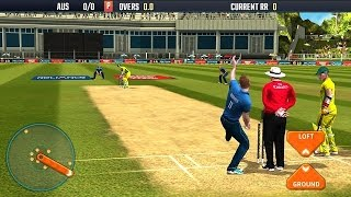 ICC Pro Cricket 2015 Official World Cup Game - Android / iOS Gameplay [HD]