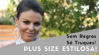 Plus Size Estilosa!