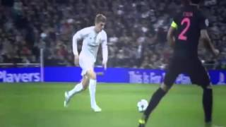 Nacho Fernandez Goal - Real Madrid vs PSG 1 - 0 ~ 3/11/2015