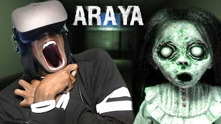 NEVER LOOK AT A THAI DOLL!! || ARAYA CHAPTER 2 Oculus Rift