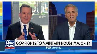 Rep  Kevin McCarthy on the GOP fight to keep House majority Fox News