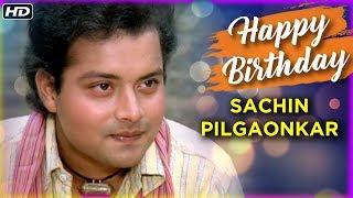 Happy Birthday Sachin | Best Scenes Of Sachin Pilgaonkar | Nadiya Ke Paar Hindi Movie