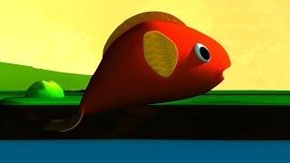 Hindi Rhymes - Machli Jal Ki Rani Hai - 3D Animation Hindi Nursery Rhymes