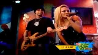 Hilary Duff - Come Clean Live - MTV New Year's Eve Live 2004 - HD