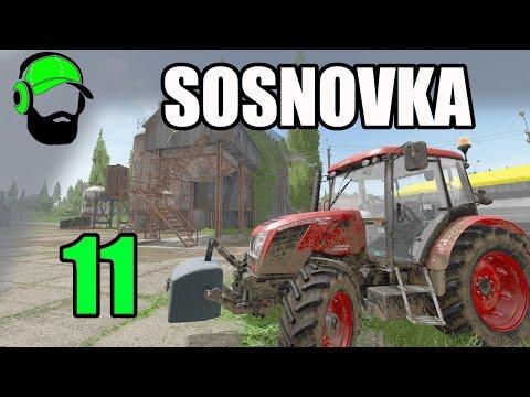 watch Farming Simulator 17 - Sosnovka  - Making some money - E11