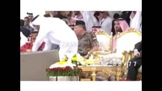 فزعة ابو خالد للملك سلمان 💚❤