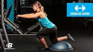 Single-Leg Skater Squat | Exercise Guide