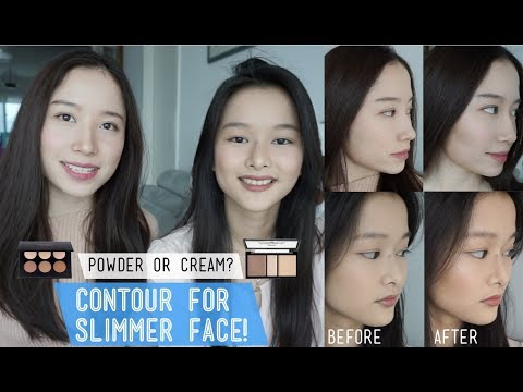 Xxx Mp4 Everyday Asian Contour For Slim Face L Powder Vs Cream 3gp Sex