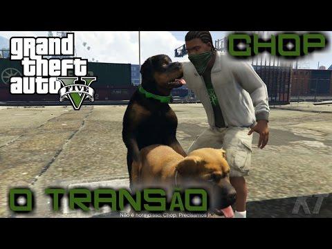 GTA V Chop O cão Transão 05
