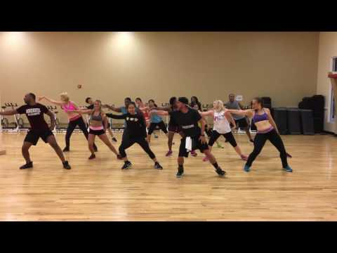 Nicki Minaj David Guetta Turn Me On (Cardio Dance Choreography)