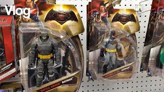 vLOG.14 - The Batman V Superman January Toy Launch