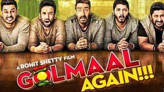 Golmaal Again Full Movie Review   Ajay Devgn, Tabu, Arshad Warsi, Parineeti, Tusshar