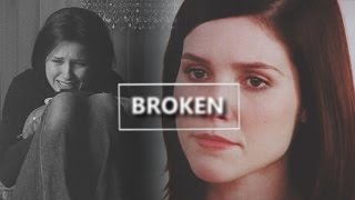 brooke davis | 'someday, you'll let someone in' (WYA)
