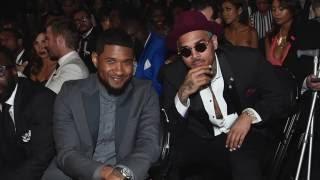 Chris Brown ft. - Usher & Zayn - Back To Sleep Remix (Aúdio Official)
