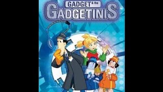 !!Gadget & the gadgetinis PS2 Walkthrough/lets play part 2!! #awesome