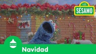 Sésamo: ¡Comegalletas quiere que llegue la Navidad!