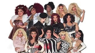 RuPaul's Drag Race 7: First Impression of Queens Ranking