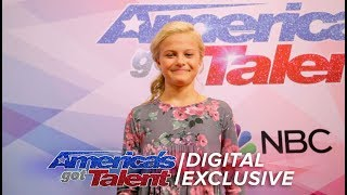 Darci Lynne Helps Give Priceless Audition Tips - America