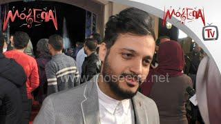 Esaf - حوار خاص مع ايساف يعلن فيه عن تفاصيل فيلمه الجديد واعماله القادمه