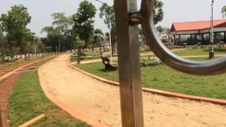 Peddapuram New Park - it is a great boon to the peddapuram peole